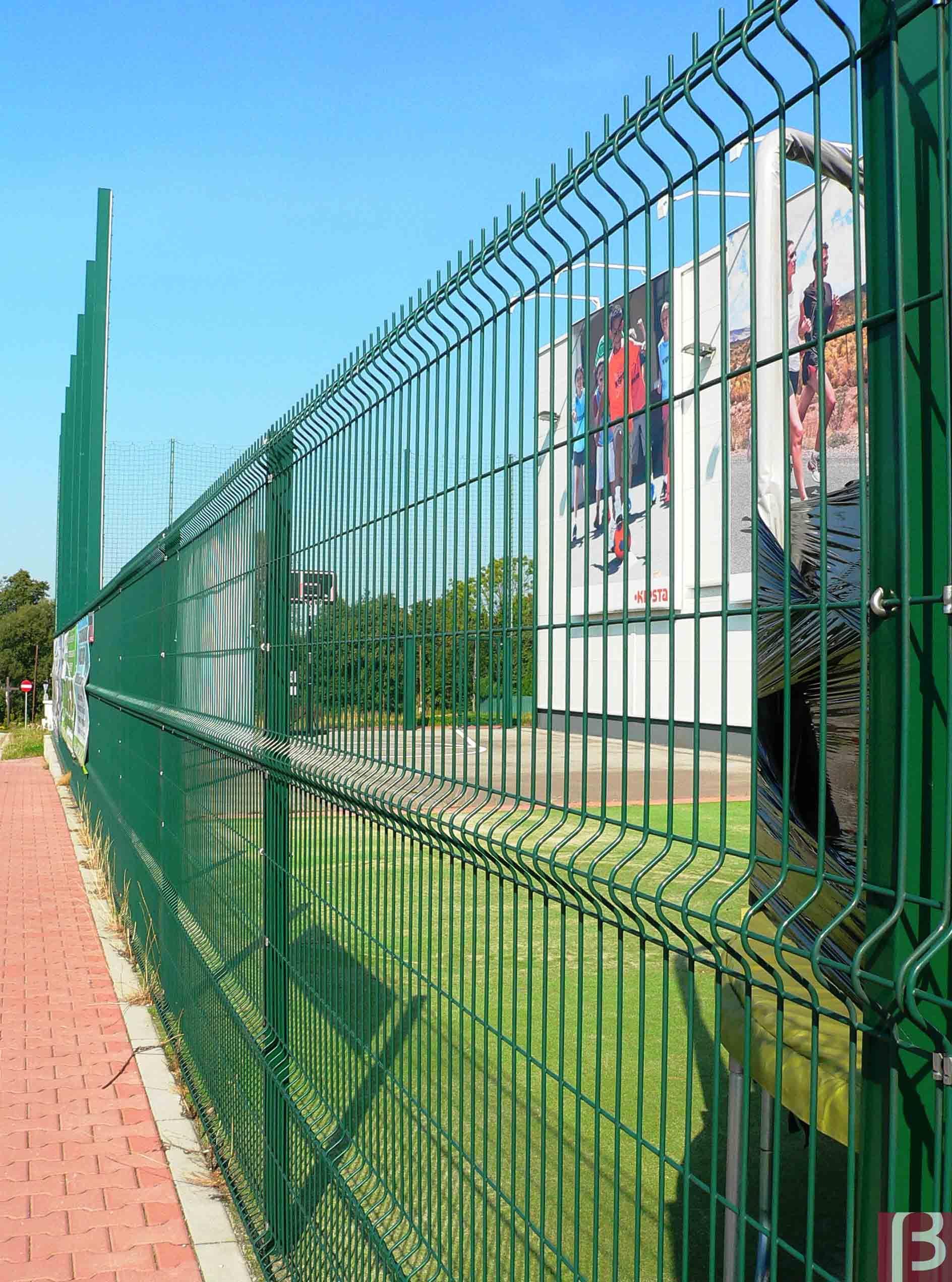 Betafence ogrodzenie panelowe nylofor betafence - Mallas de hierro ...