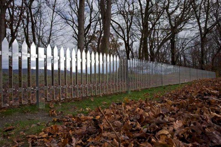 Creative Garden Fence Ideas Fence ideas Pinterest Fence