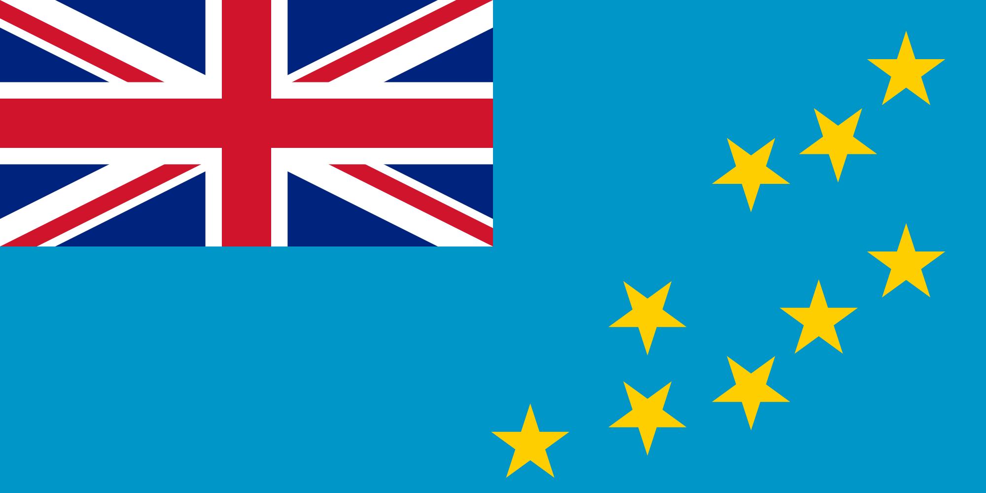 Tuvalu Flags Of The World Flag Tuvalu Flag