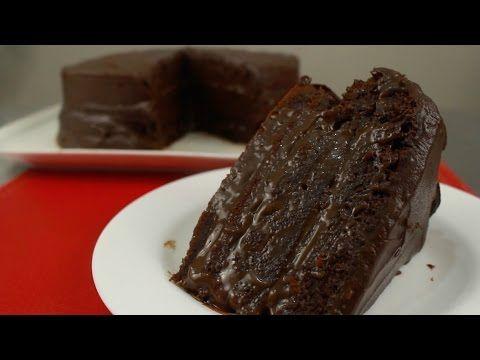 Torta de chocolate (Matilda) - YouTube