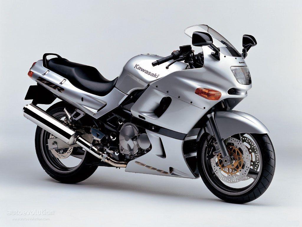 Kawasaki ZZR 600 High Performance Engine
