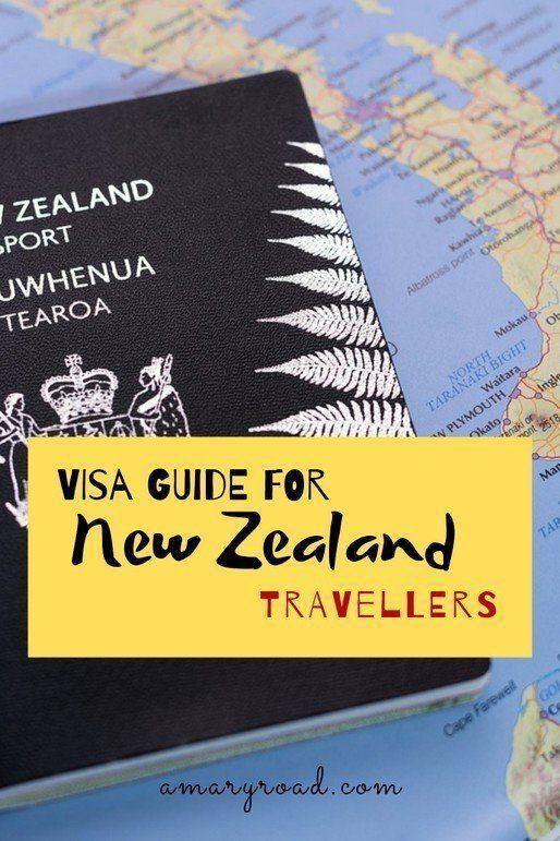 NEW ZEALAND PASSPORT VISA FREE COUNTRIES Visa