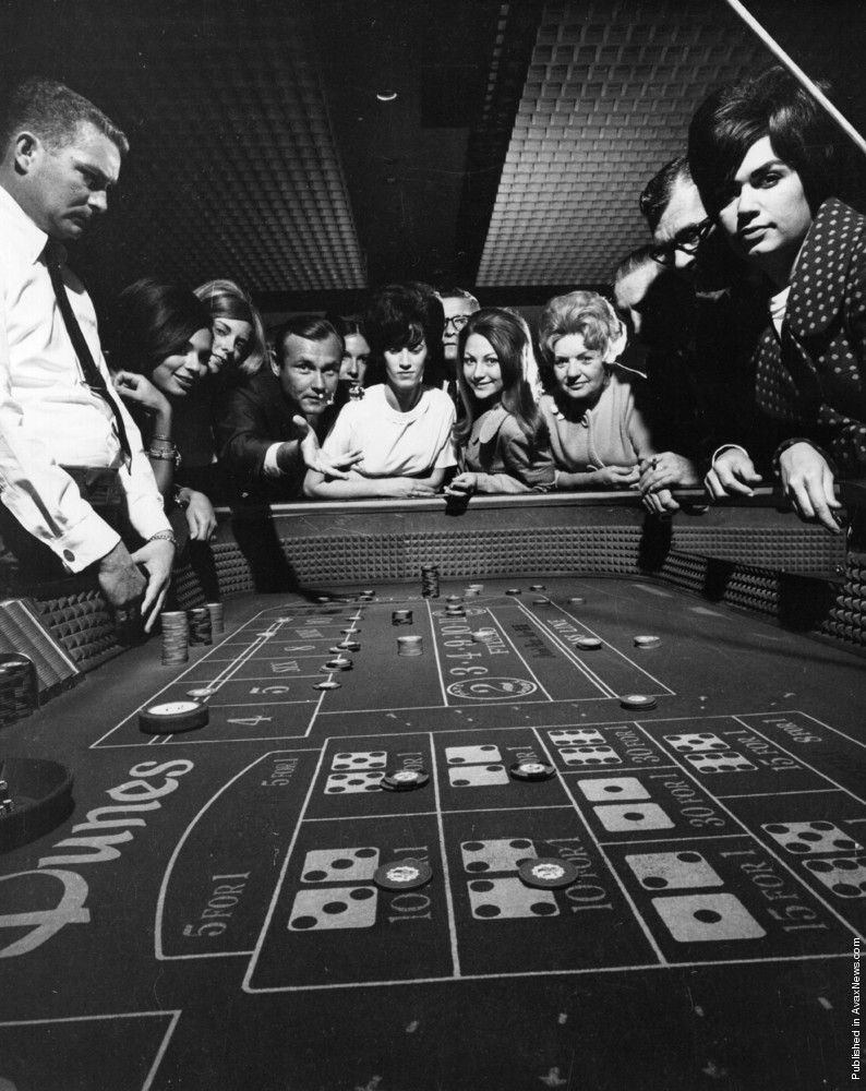how old to play casino in las vegas