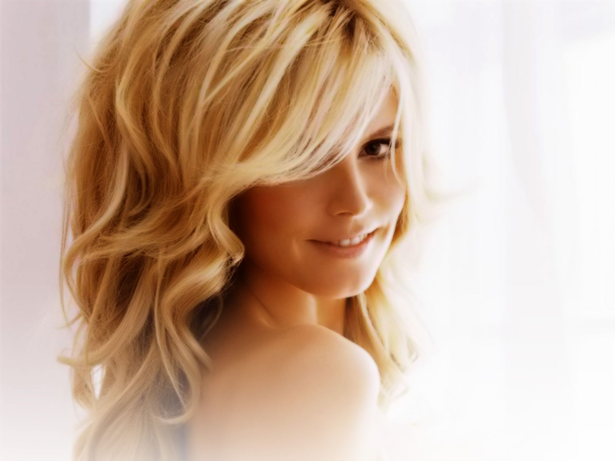 Heidi Klum Hair Styles: Heidi Klum Wallpapers