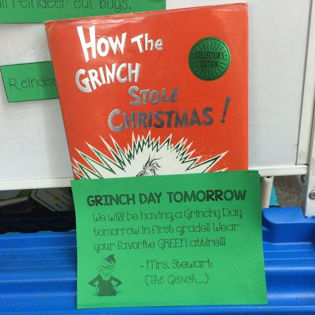 Grinch Day :: Reindeer :: Polar Express