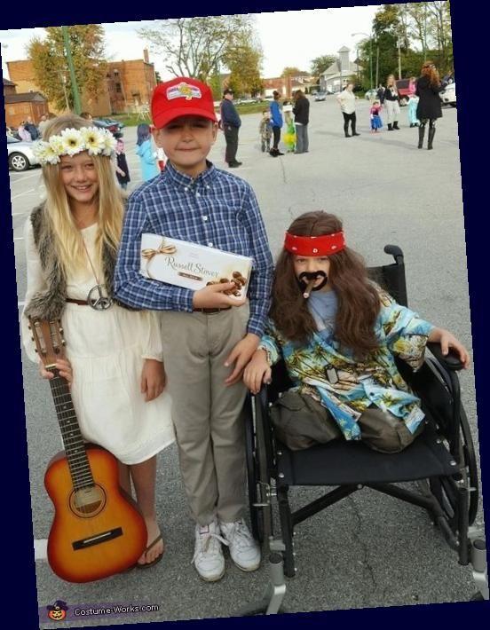 Halloween 2020 Kid Killed Forrest Gump   Halloween Costume Contest at Costume Works.