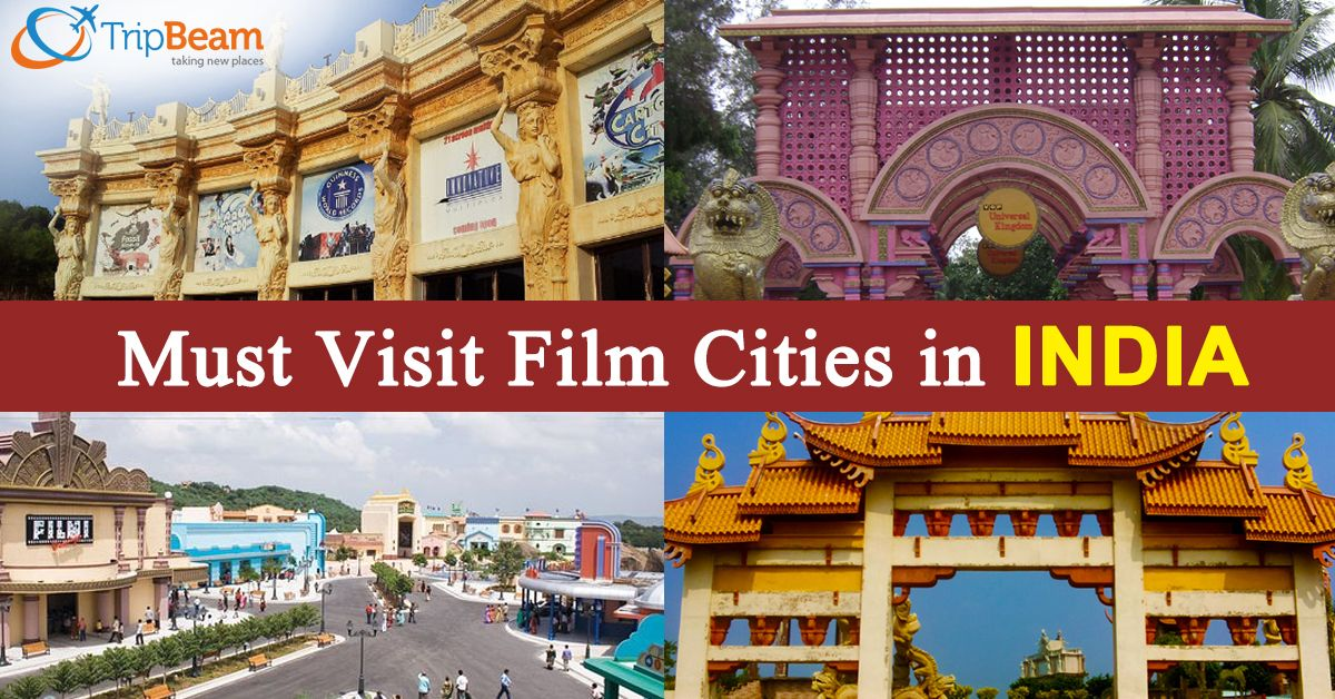 6 Must-visit Film Cities on Your Next Trip to India!  India has seen a tremendous rise in the creativity and the talents of the people here. Planning a trip to India and visiting some of the famous destinations for film shooting has been a choice of many. Read more!  #traveltoindia #India #Bollywood #films #movies #filmcities #travelinspiration #traveldestinations #travelmore #ExploreIndia