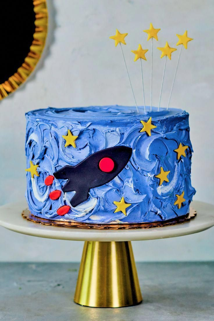 To the Moon & Back Cake Kit