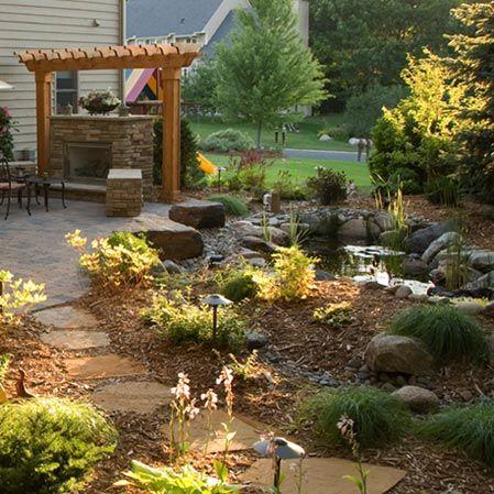 Pin By Ronny Bolding On Gardening Backyard Patio Backyard Makeover Backyard Remodel