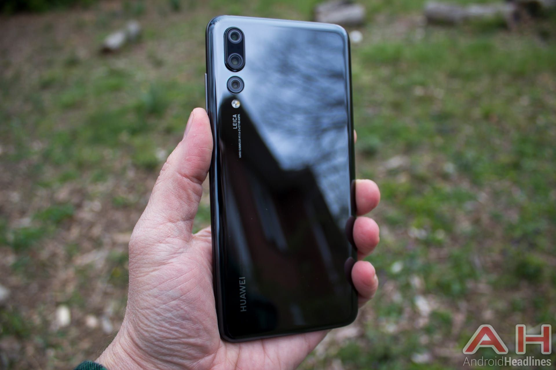 huawei p20 pro update android 9
