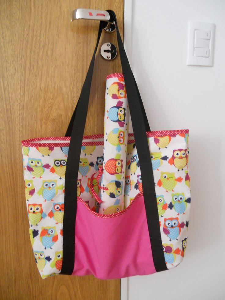 5554e5f82 moldes de bolsos playeros - Buscar con Google | Sacolas e bolsas ...