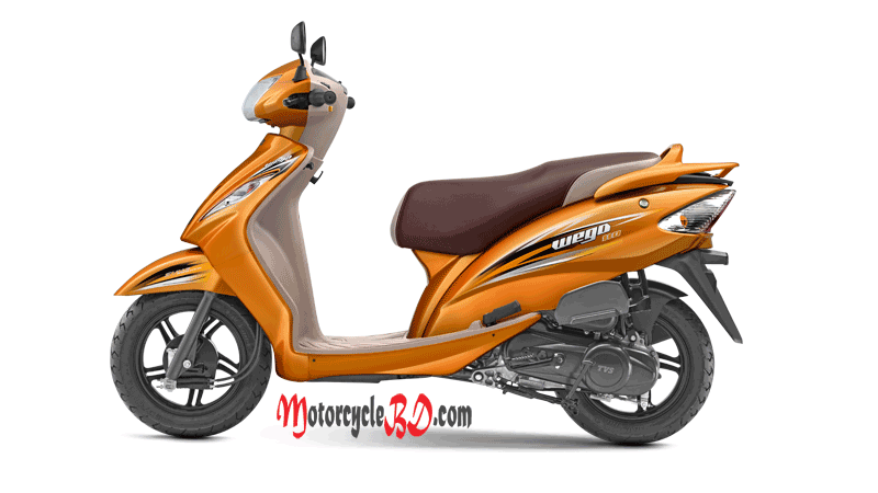 Tvs Wego 110 Scooter Price In Bangladesh Specifications