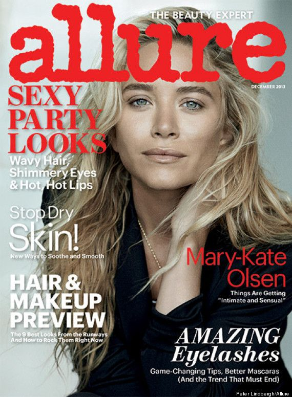 mary kate #allure