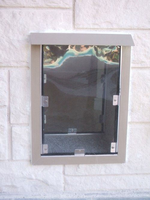 Lone Star Dog Doors In Dallas Tx Area Install A Hale Pet Door In