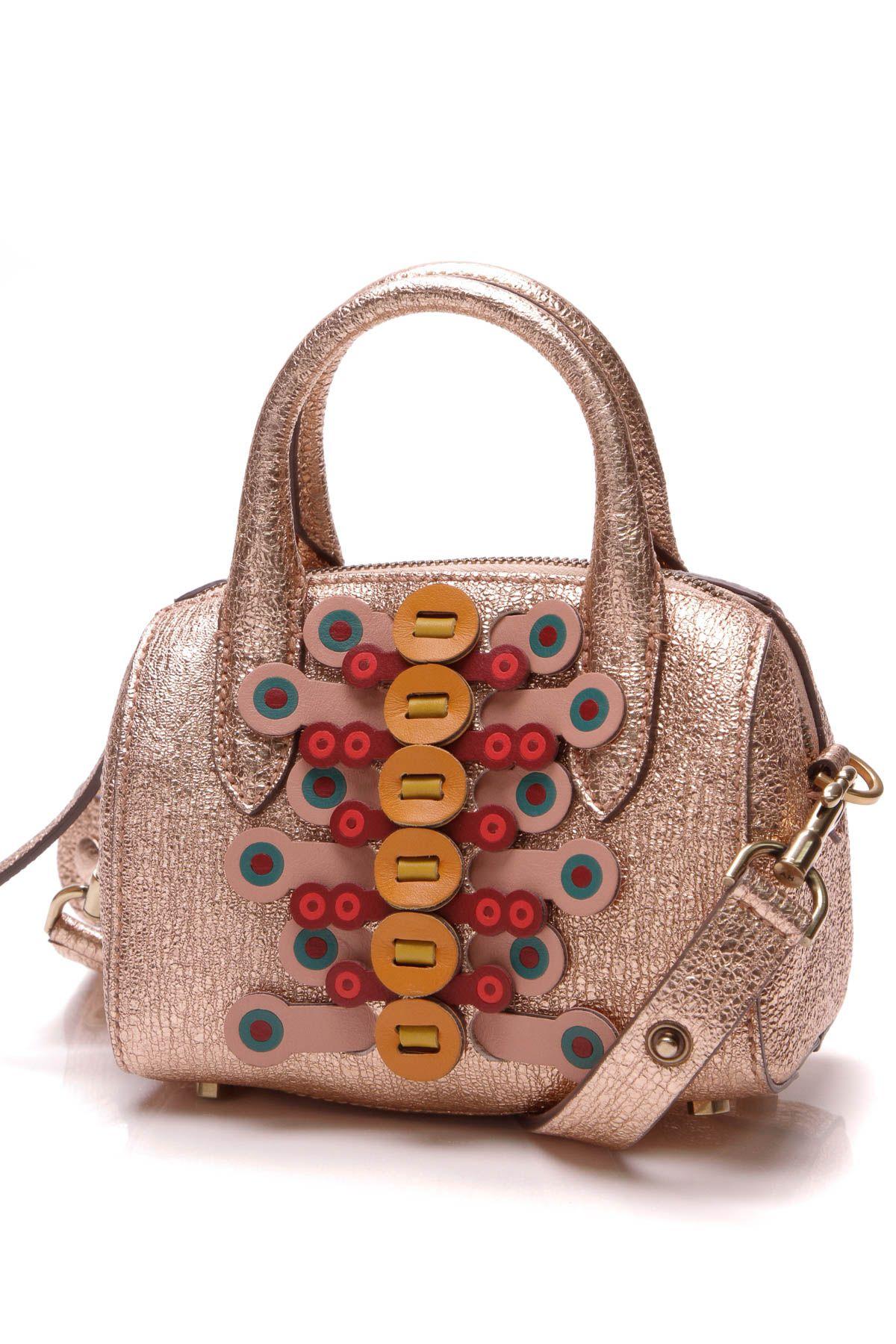 17168e5368d Anya Hindmarch Vere Mini Barrel Flip Shoulder Bag   In The Bag in ...
