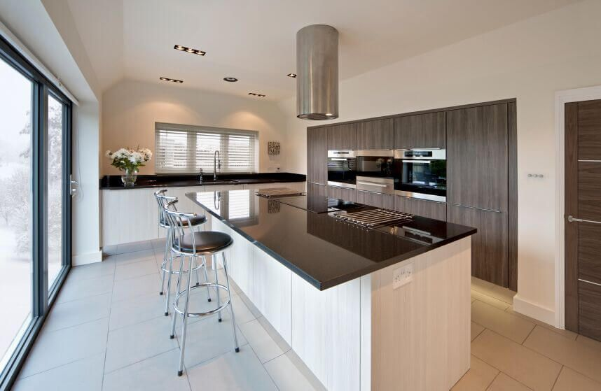 White Kitchen Black Granite 36 inspiring kitchens with white cabinets and dark granite | dark
