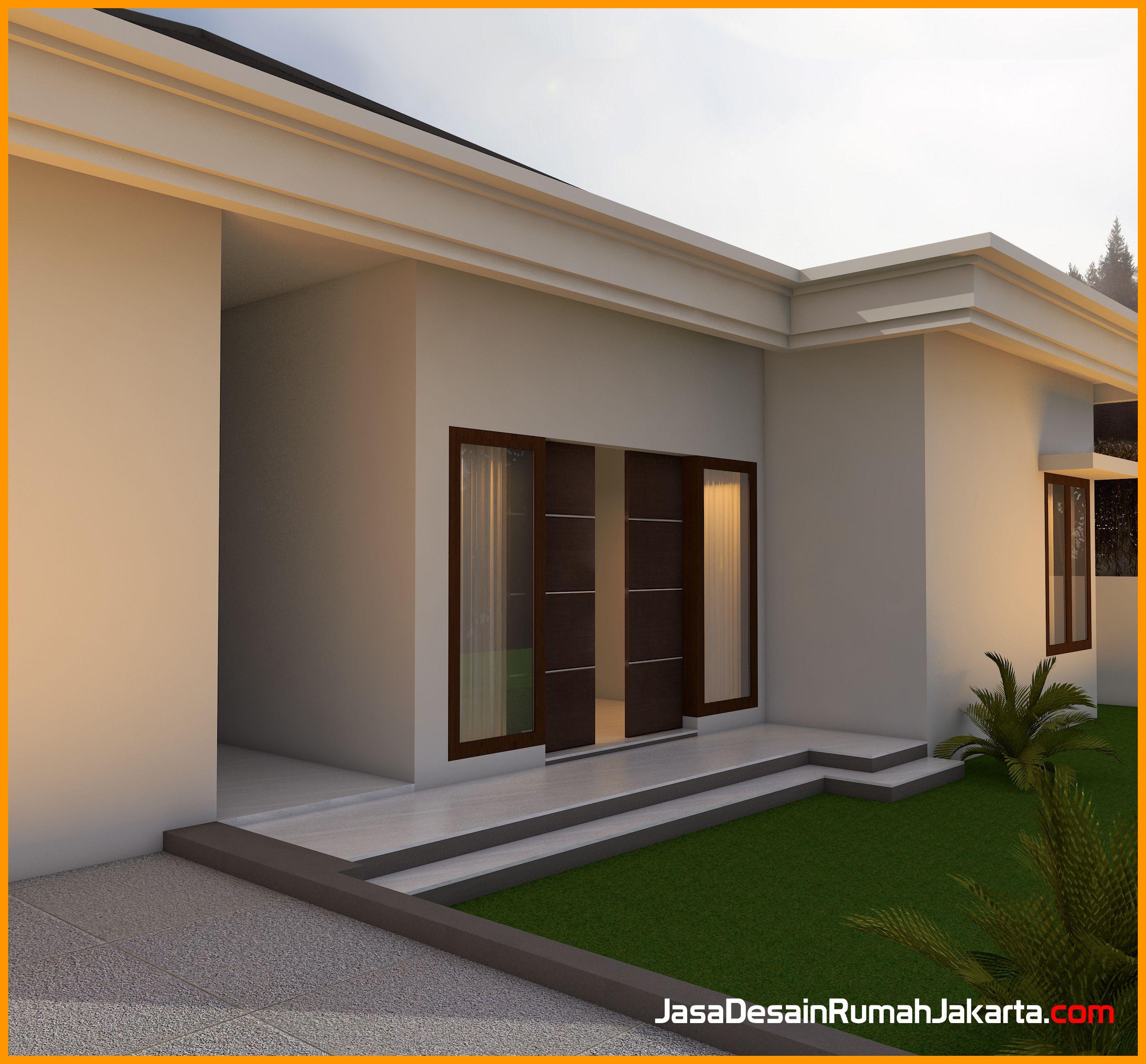 Model Desain Rumah Minimalis Modern Jasa Desain Rumah Jakarta In 2020 Outdoor Decor Decor Home