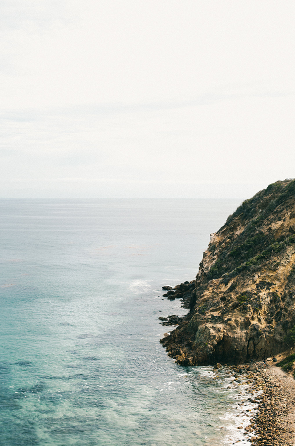 Elegant Beach Engagement Session - Once Wed | Beach