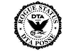 DTA SECURED BY ROGUE STATUS