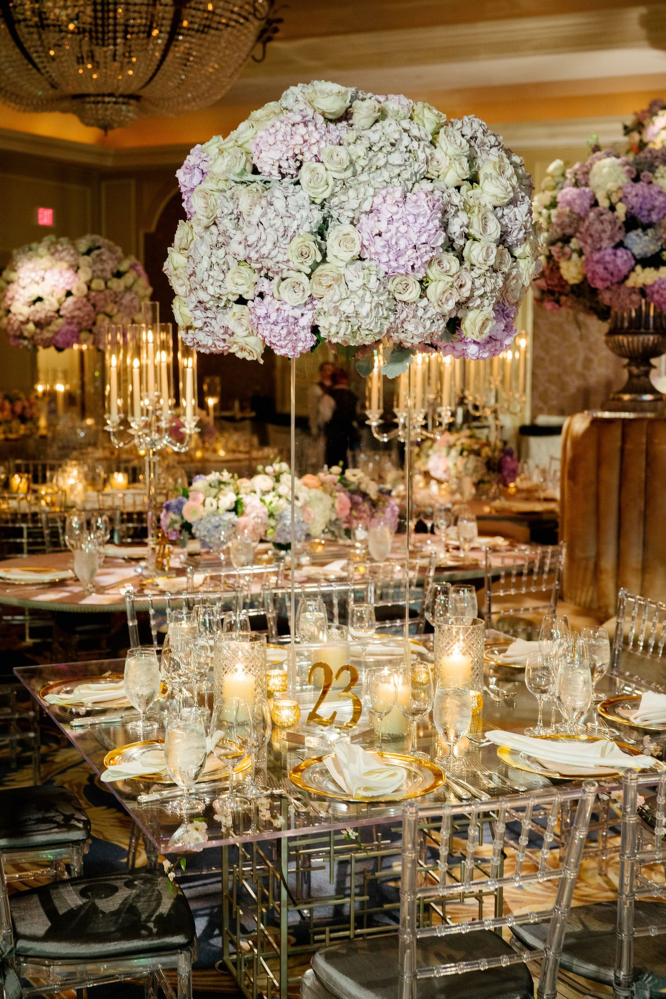 Houston Wedding Planners Professionals Wedding Table