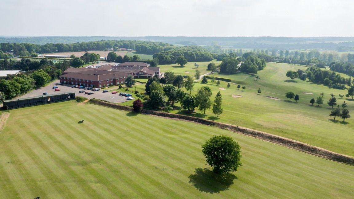 Wensum Valley Hotel, Golf & Country Club, Taverham