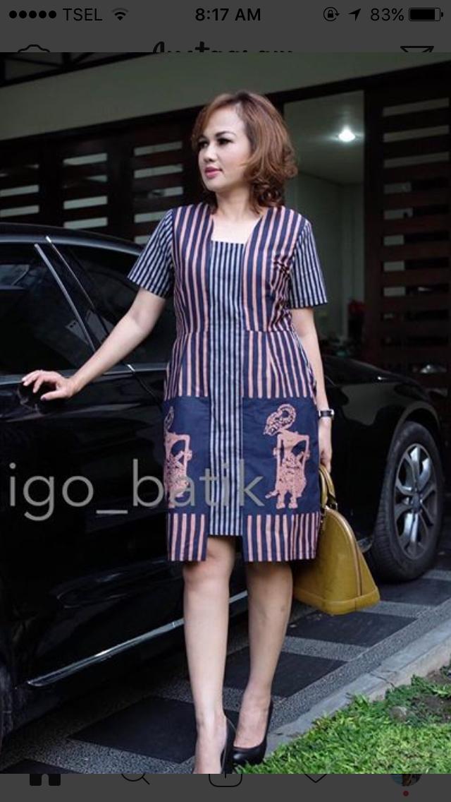 Model Baju Toraja Modern