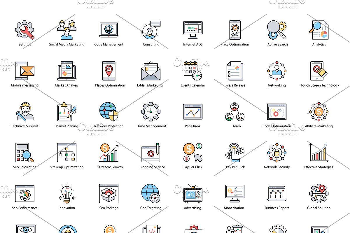Seo Business Marketing Web Internet Website Optimization