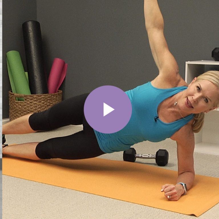 Free 10-Minute Workouts - Get Healthy U