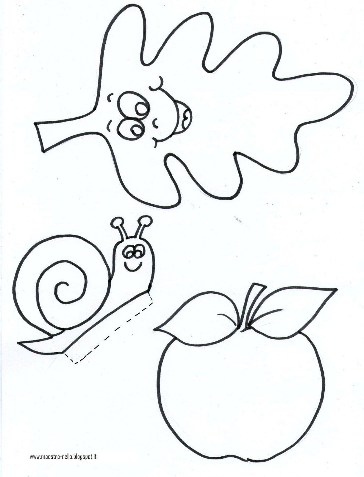 Maestra nella autunno addobbi per l 39 aula oto o for Addobbi autunnali per l aula