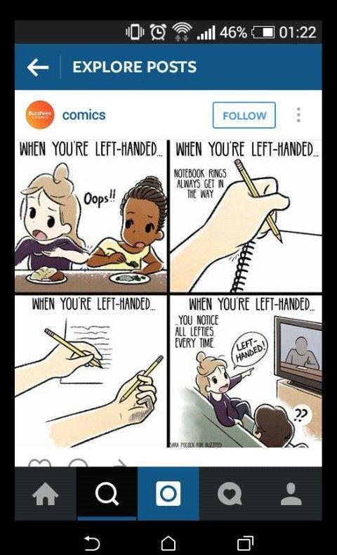 Leftie Jokes Left Handed Humor Left Handed Memes Lefty Problems