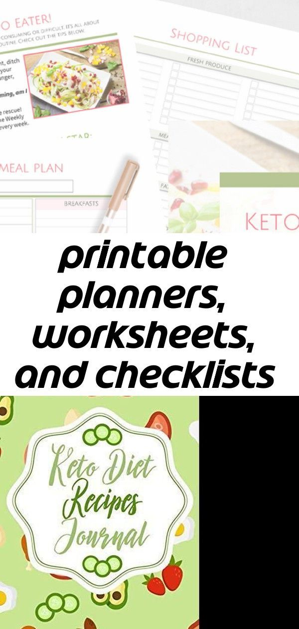 #checklists #fitness #happy #Healthy #Life #Plan #planners #Printable #worksheets Printable planners...