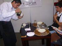 Presentación de Diego Campos, nuestro campeón de Arte Latte