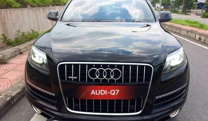 Ban Xe Audi Q7 Quattro Sline Tfsi Audi Xe O To O To