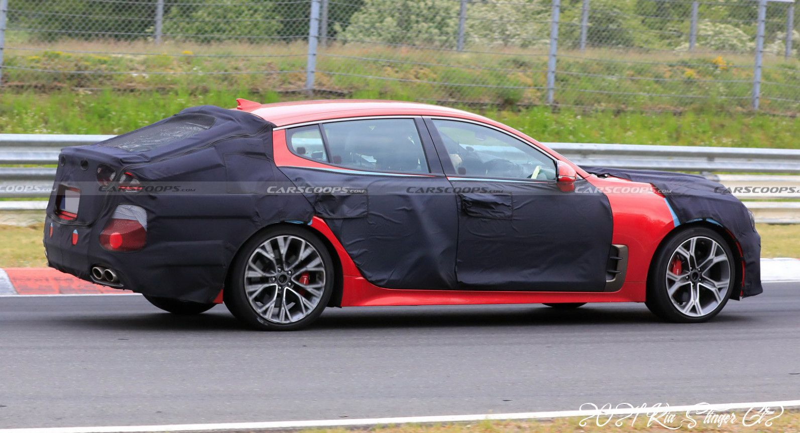 2021 kia stinger gt2 rumors in 2020  kia kia stinger
