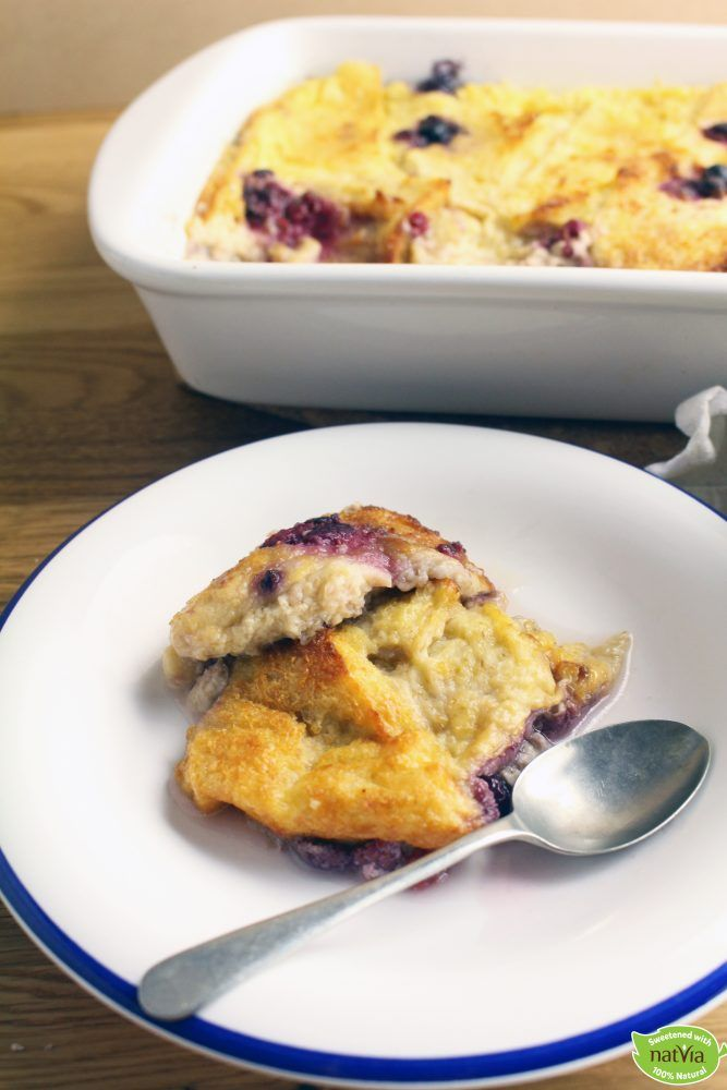 Bread And Butter Pudding Sugar Free Bread Butter
