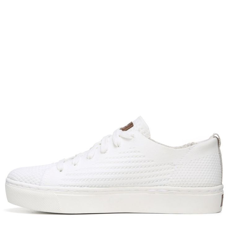 Scholls Orig Collection Womens All Day Sneakers White Knit Dr Scholls Orig Collection Womens All Day Sneakers White Knit Dr Scholls Orig Collection Womens All Day Sneaker...