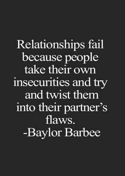 What to do in a failing relationship