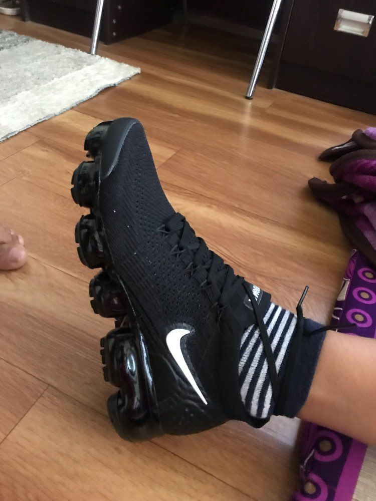 4fa77054b2 Original NIKE AIR VAPORMAX FLYKNIT 2.0 Authentic Mens Running Shoes  Breathable Sport Outdoor Sneakers Durable Athletic 942842