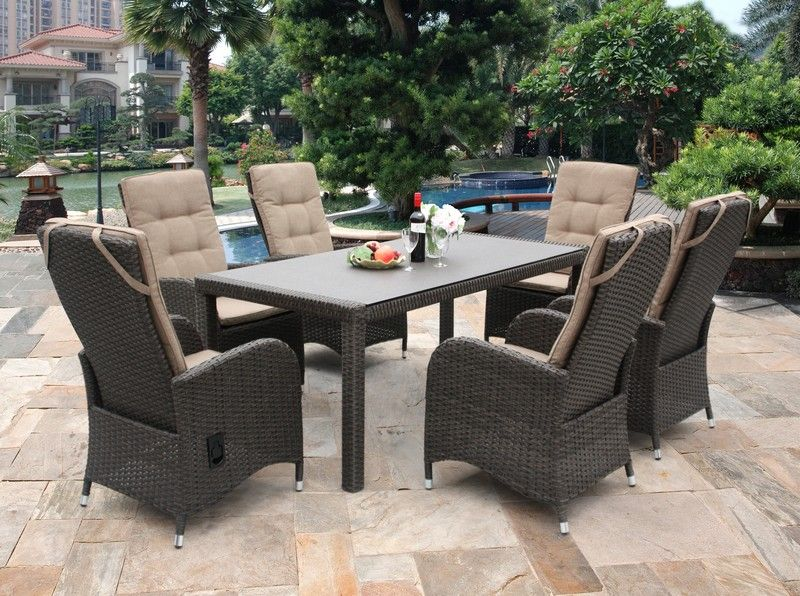 Superieur Reclining Rattan Garden Furniture Is New For 2014    Http://blog.gardencentreshopping