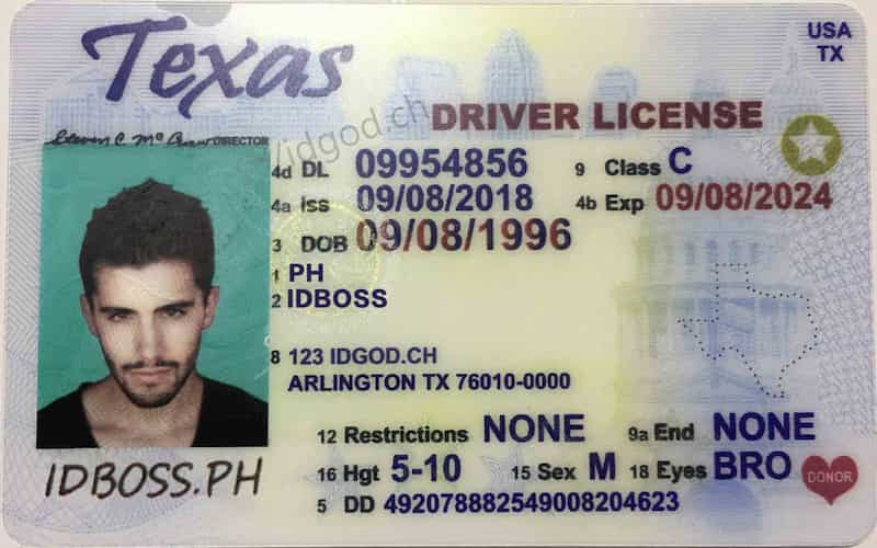 Top 10 Fake ID Websites of 2021 - Reviews by FakeID.Top | Drivers license,  Passport template, Id card template