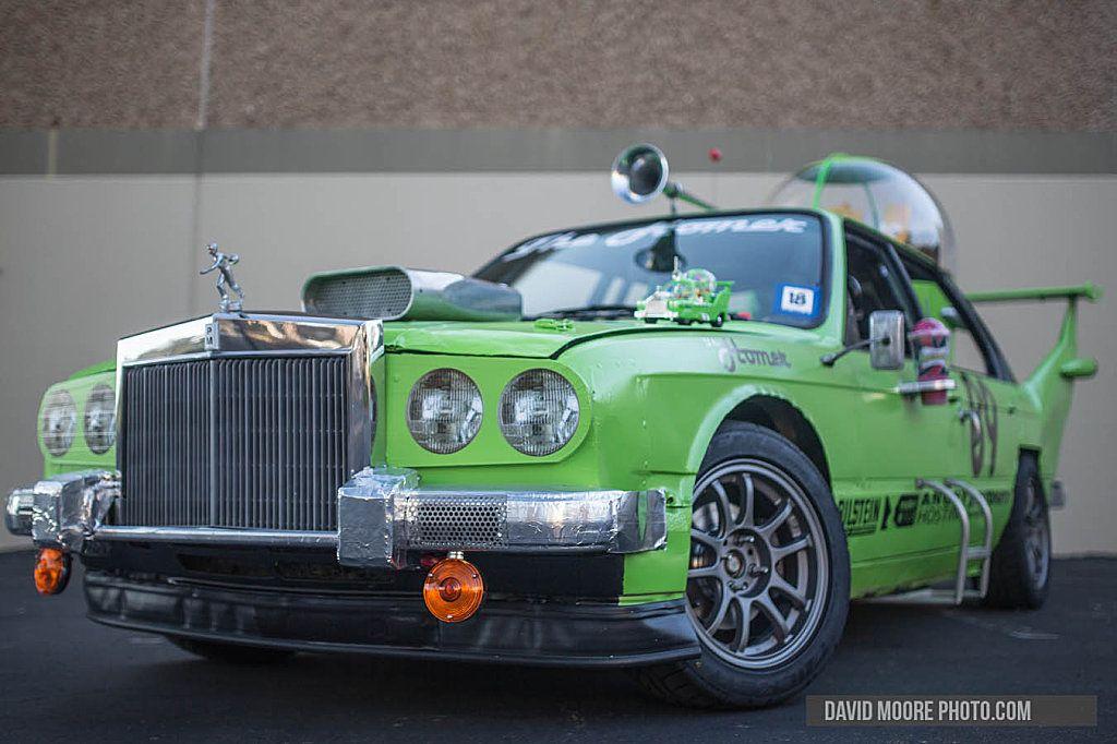 The Homer Car - built!!!!