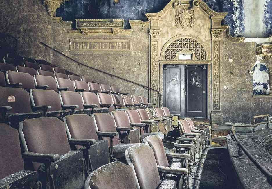 The Most Insane Abandoned Places In New York City Abandoned Places