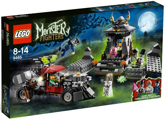 Lego Monster Fighters #9465 THE ZOMBIES