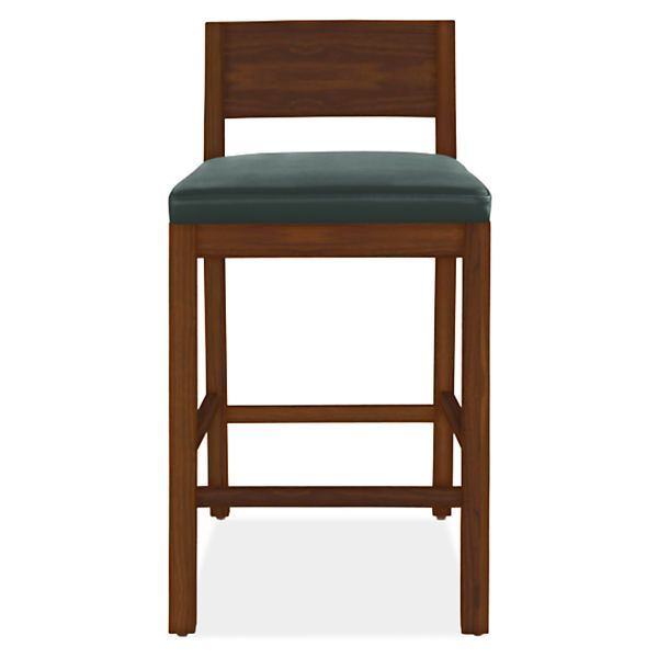 Afton Counter Bar Stools Built By Newport Modern Dining Room