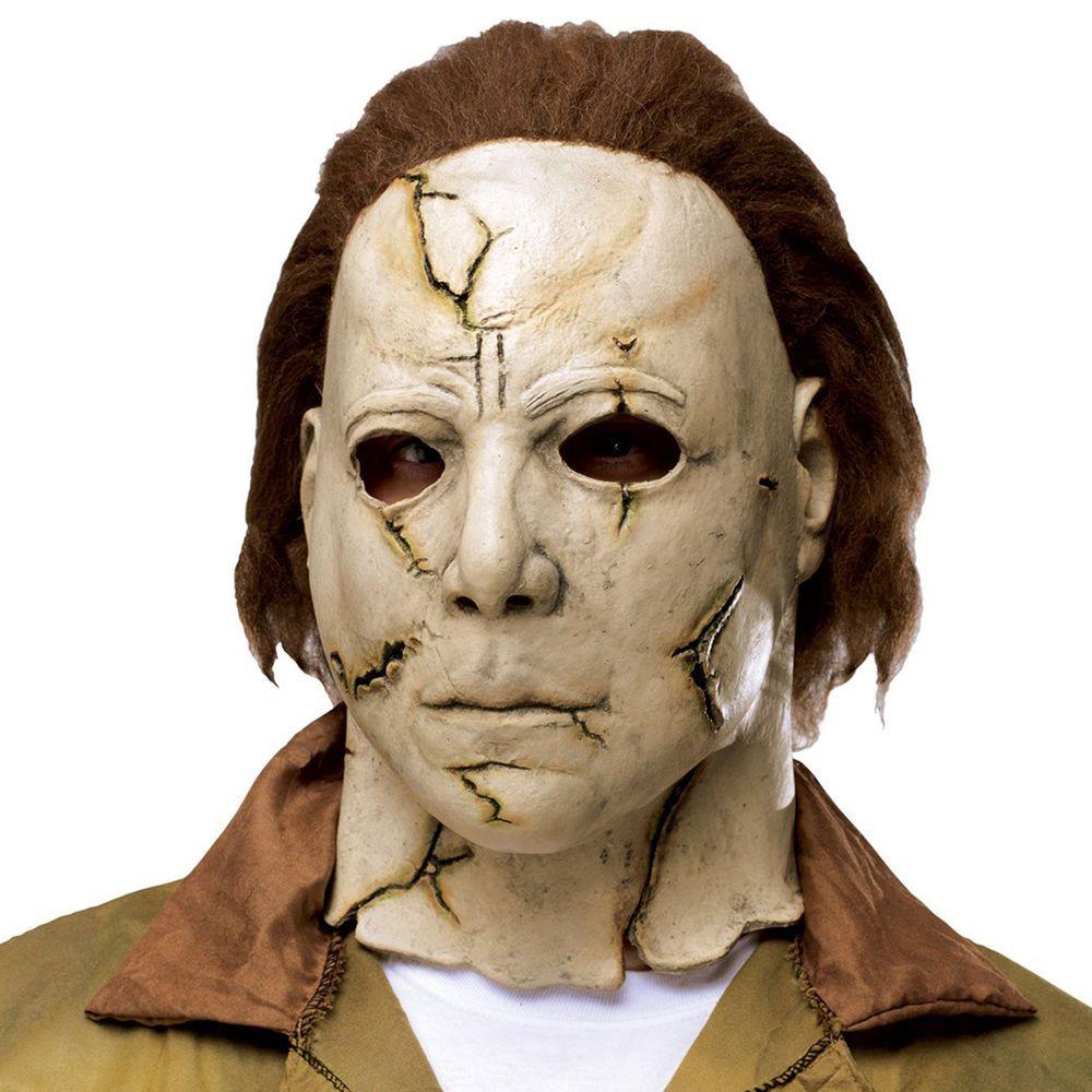 Michael Myers Mask Fun World Rob Zombies Halloween 93274 Adult ...