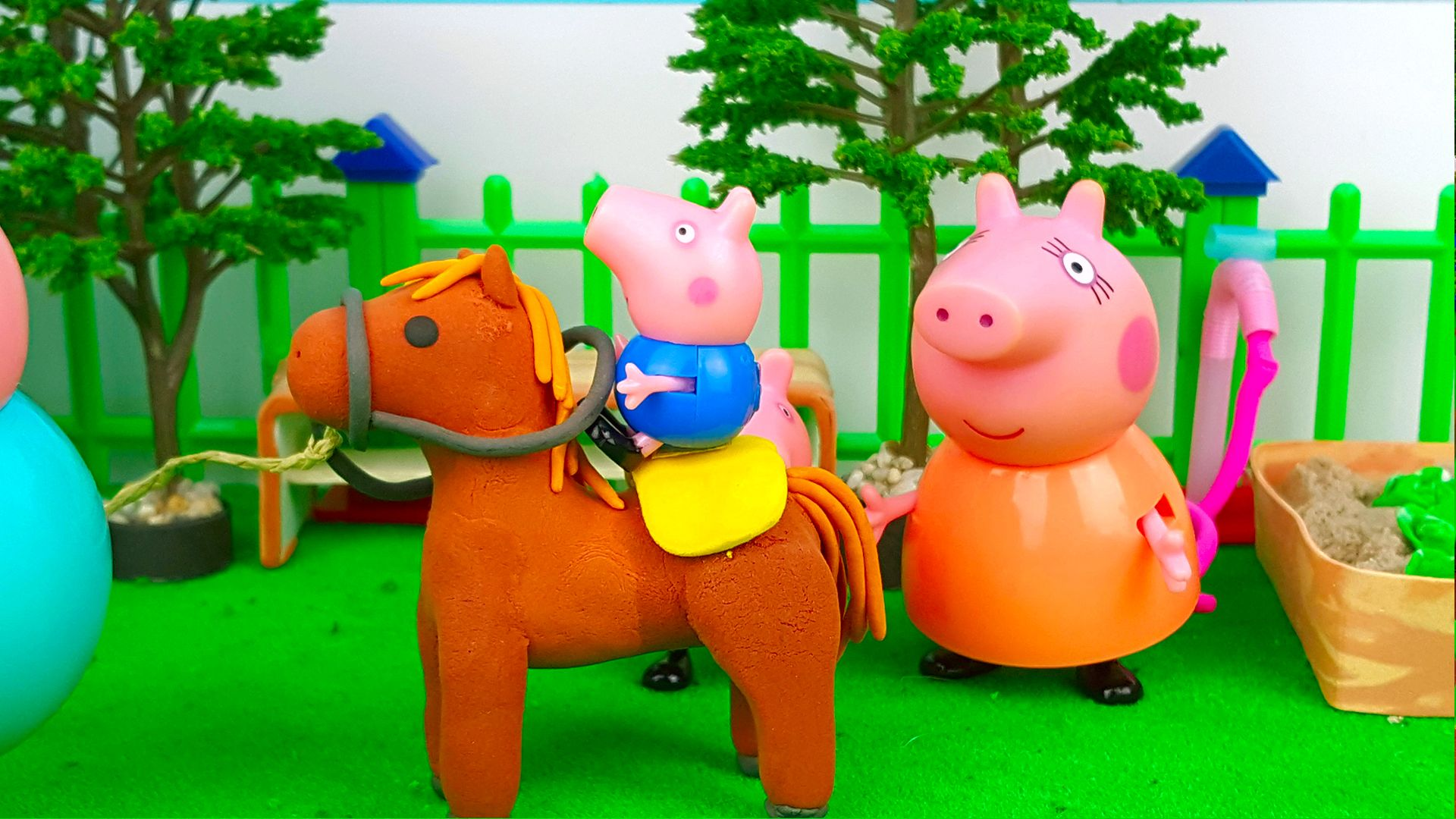 Pin By Edukids Studio On Peppa Pig Toys New Episodes 2018 Cartoon