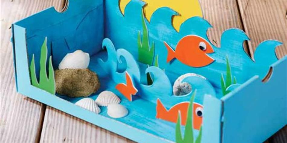Kids Crafts Ideas Part - 45: Want An Entire Summer Of Kid-friendly, Boredom-busting Craft Ideas? 10