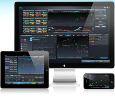 Virtual commodity trading platform