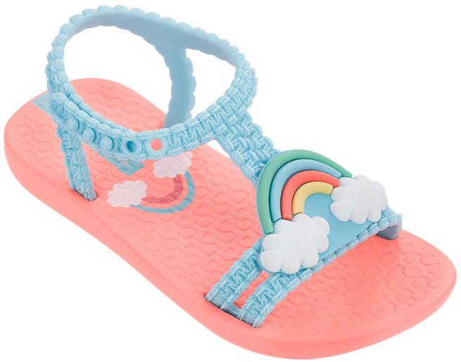 Ipanema Rainbow Baby Shoe | Baby girl