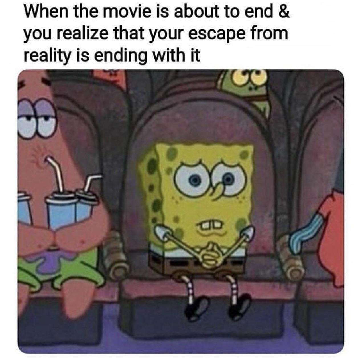 It Worries Me R Bikinibottomtwitter Spongebob Squarepants In 2021 Funny Spongebob Memes Spongebob Funny Funny Relatable Memes